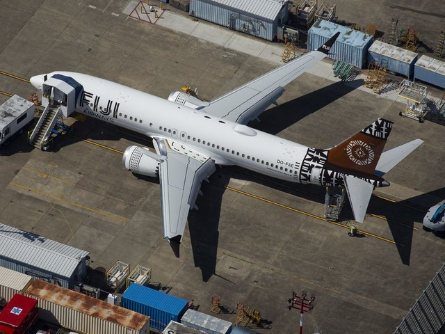 Boeing had more cancellations than orders in 2019 as 737 Max crisis deepens