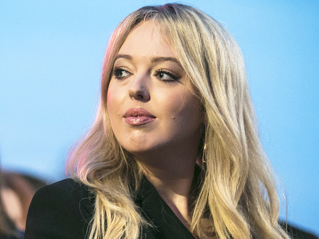Tiffany Trump Fans Urge Her To 'Talk To Your Dad' As She Supports Blackout Tuesday