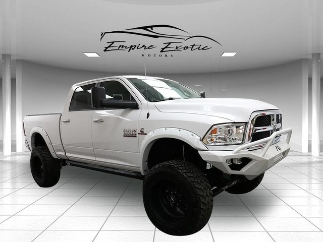 2015 RAM 2500--Chassis