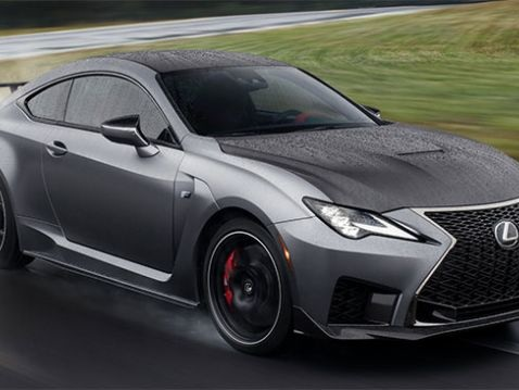 Road Tests: 2020 Lexus RC F Track Edition