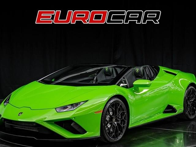2021 Lamborghini Huracan--Spyder LP 610-4 EVO Spyder