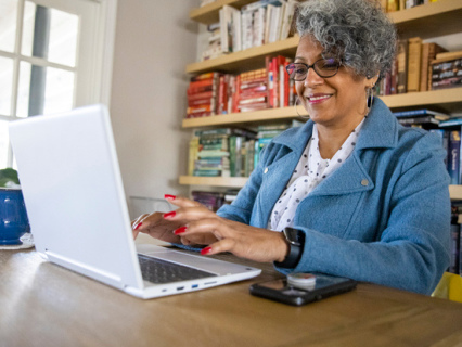 What To Know If You're Over 50 And Online Dating