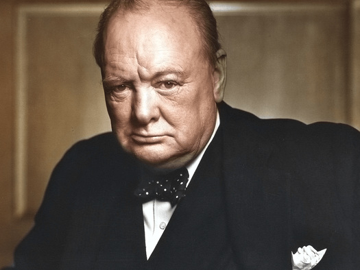 Why Is Winston Churchill Part Of The American Political Divide?