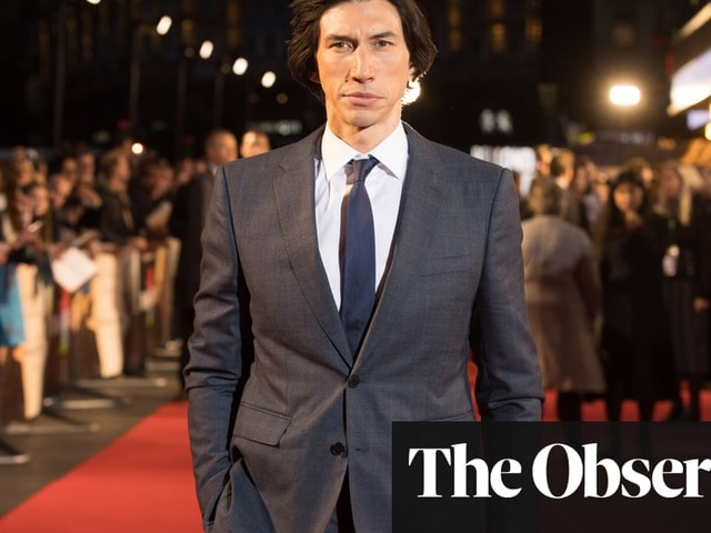 Fit for stardom: How Adam Driver went from US Marine to Hollywood heartthrob