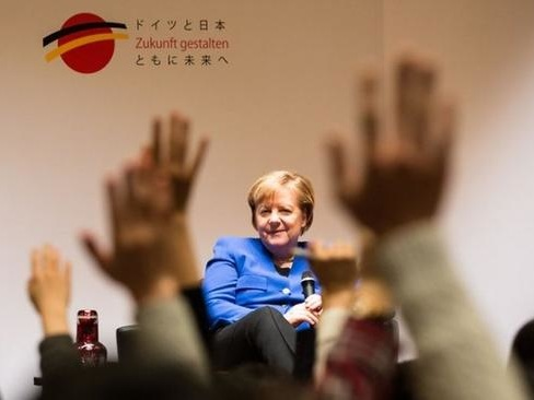 Merkel's Own CoalitionRevolts: Lawmakers Seek Full Ban On Huawei Products
