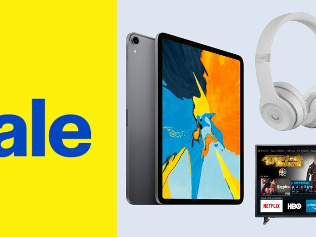 Best Buy's new 2-day sale takes $150 off the latest iPad Pro, deals on Beats, TVs, more