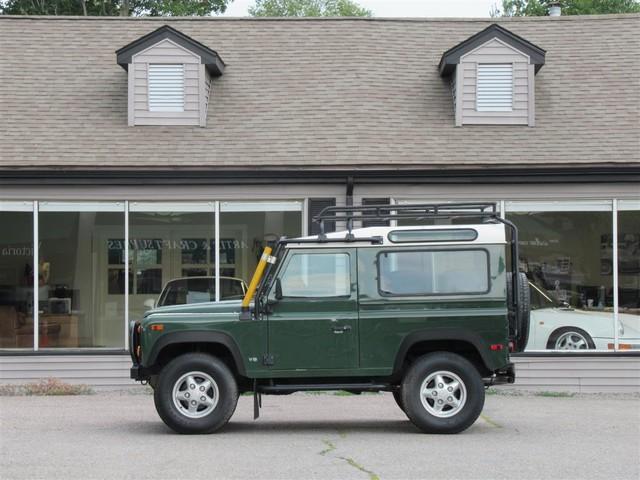 1997 Land-Rover Defender 90