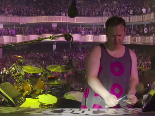 Phish Delivers Top-Shelf '2001' At The Met Philly: Pro-Shot Video