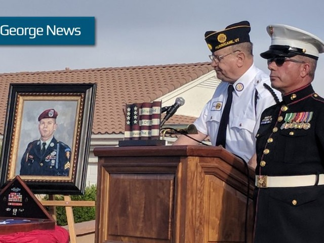 'That was a tough day'; Gold star father reflects on life of son killed in Iraq