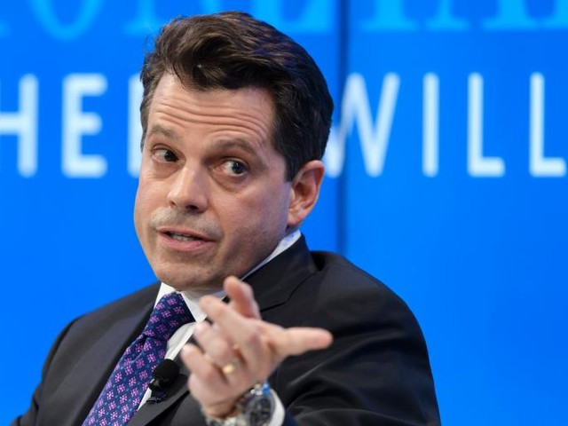 Anthony Scaramucci Might Be Trump's Trumpiest Hire Yet