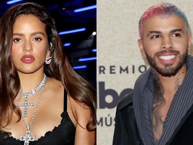 Rosalia Cozies Up to Boyfriend Rauw Alejandro in PDA-Filled Instagram Photos!