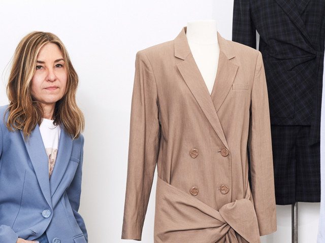 Why Tibi Founder Amy Smilovic Could Be America's Most Fascinating Designer