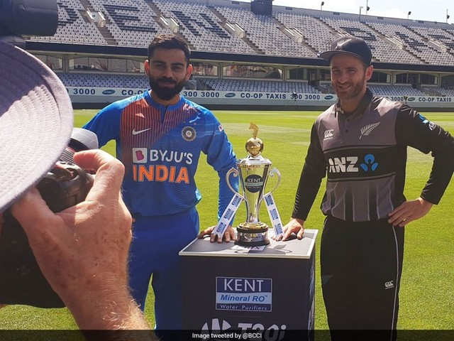 NZ v IND, 3rd T20I: When And Where To Watch Live Telecast, Live Streaming