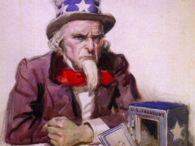 It's Over: Dems & Reps Both Conspiring To Bankrupt America And Destroy Our Future
