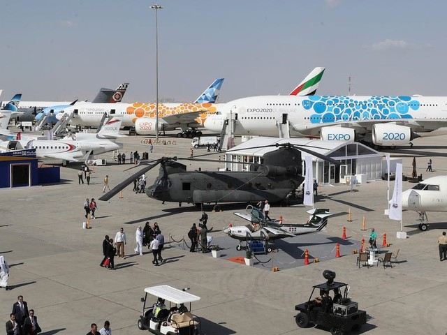 The biggest deals signed at the Dubai Airshow, where almost $50 billion of planes were bought and sold