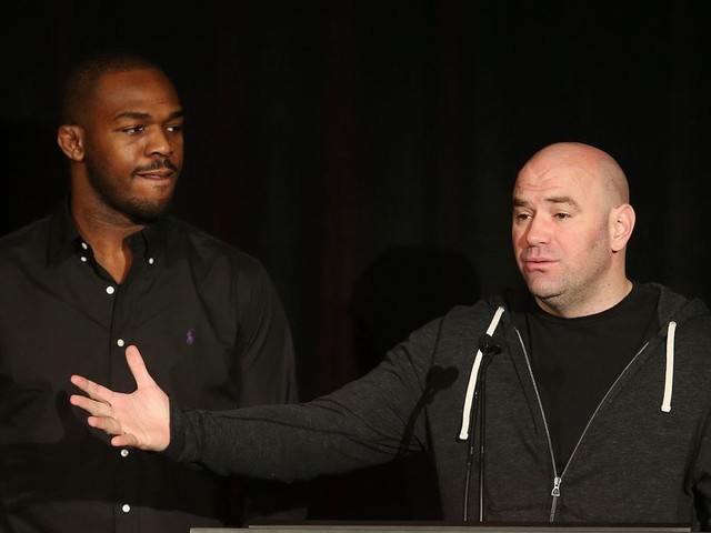 White says UFC will 'lose' over $100M gate, while on track for a massive year