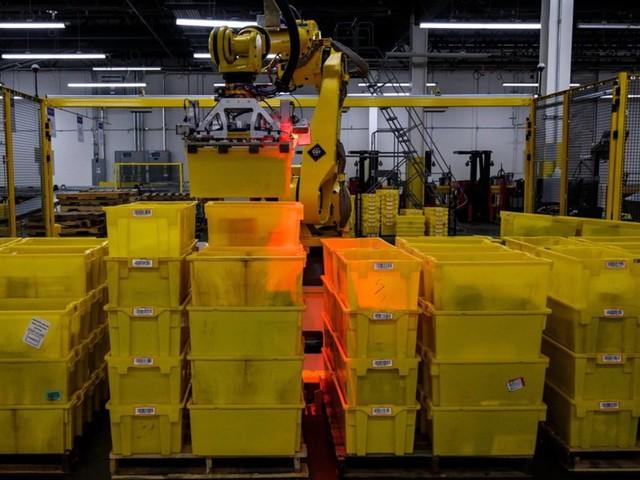 Robots could soon begin replacing more humans at Amazon warehouses