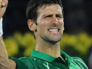 Djokovic beats Tsitsipas for a 5th Dubai Championships title