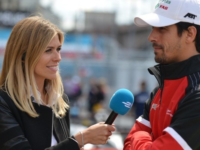 Motor Sport Presenter Nicki Shields On How To Make It In A Male-Dominated Industry