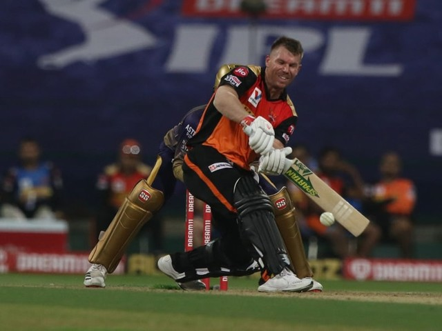 "Warner ""Takes Full Responsibility"" After SRH Suffer 7-Wicket Loss vs KKR"