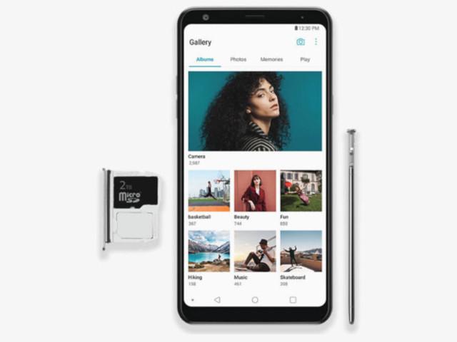 Verizon adds the LG Stylo 5v phablet to its portfolio