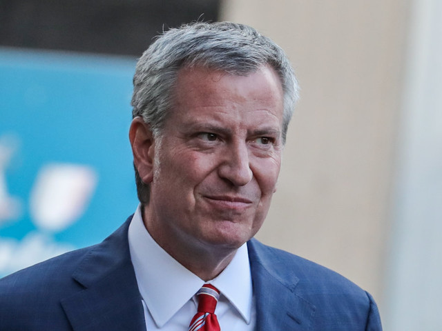 New York Mayor Bill de Blasio ends 2020 presidential bid