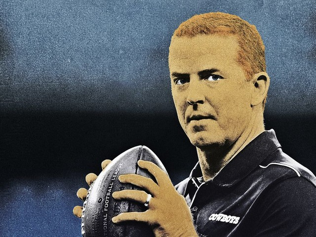 At Long Last, Jason Garrett Is Out As Cowboys Head Coach