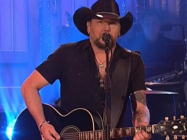 Jason Aldean Opens Up About Las Vegas Shooting in First TV Interview Since the Tragedy