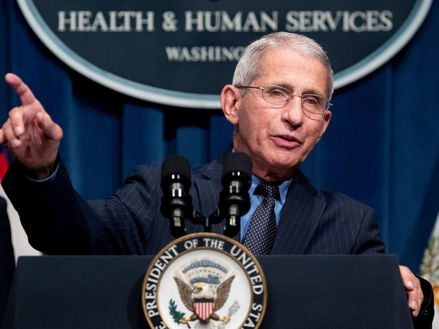 Fauci says a new coronavirus mutation may have made it more infectious