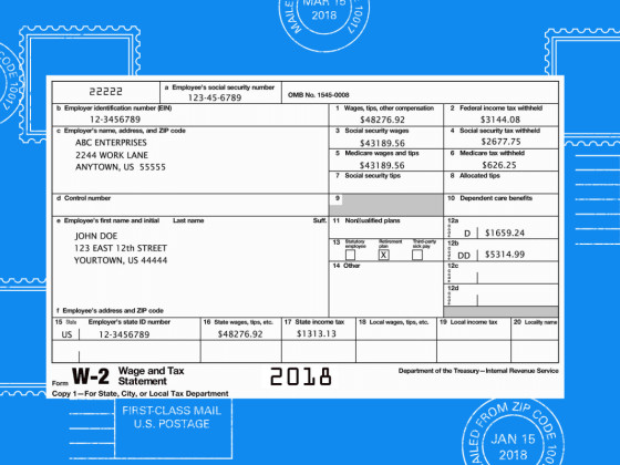 When Are Taxes Due for 2019?