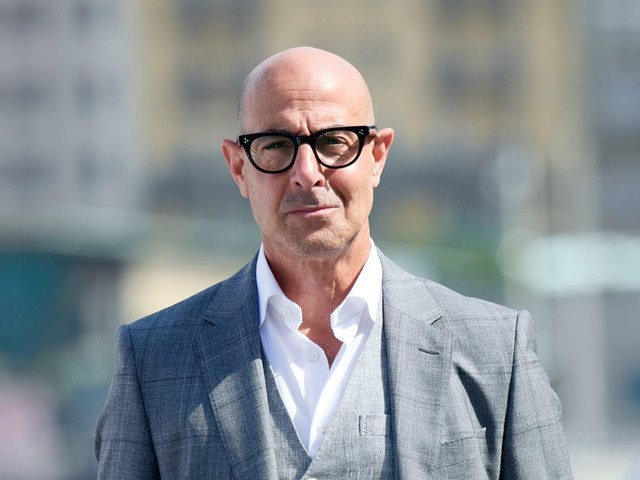 Stanley Tucci is playing producer Clive Davis in the Whitney Houston biopic