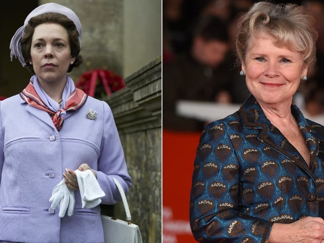 Imelda Staunton Is Reportedly in Talks to Take Over as The Crown's Queen Elizabeth II