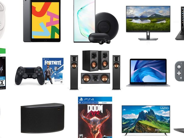 iPad, Apple Watch Series 5, Nintendo Switch Lite, Samsung Galaxy Note 10, and more deals for Sept. 13