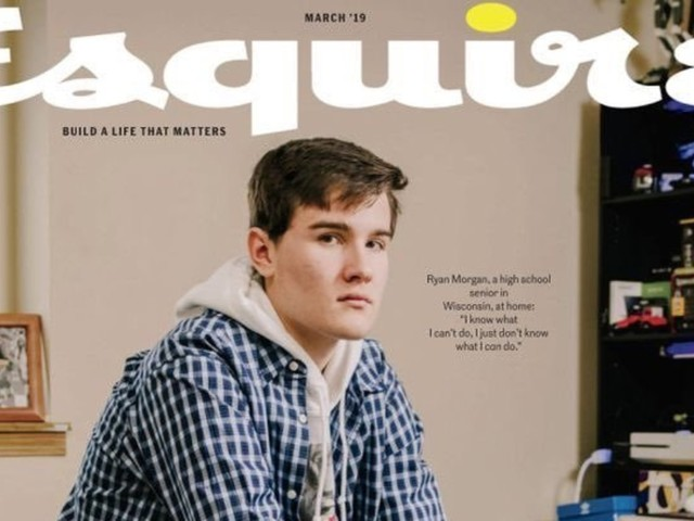 Esquire's Profile Of White American Boy During Black History Month Stirs Controversy