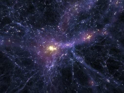 Mysterious gamma rays emanating from the center of our galaxy could be dark matter, scientists say