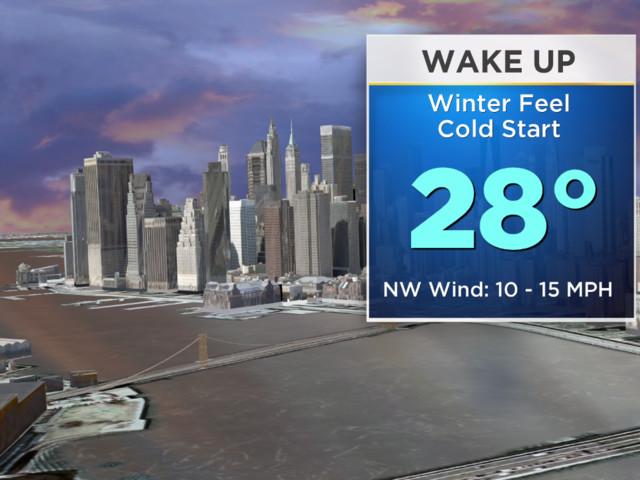 12/21 Thursday Morning CBS2 Weather Headlines