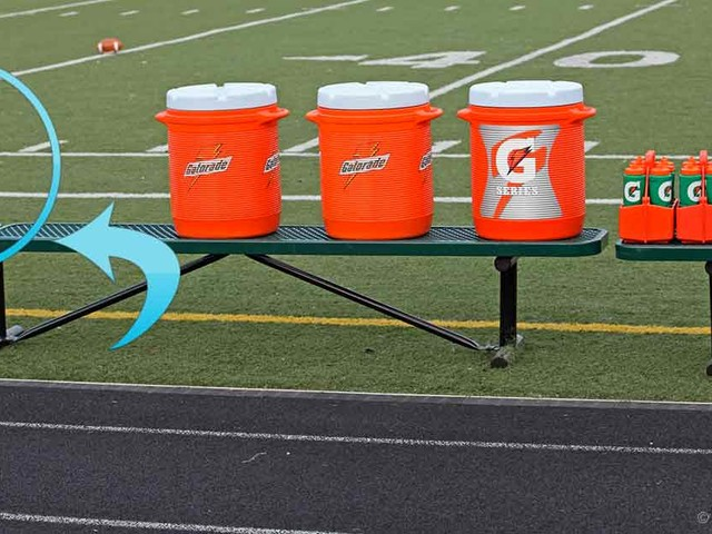 Water Outperforms Sport Drinks
