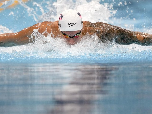 Caeleb Dressel goes for more gold on Day 7 of Tokyo Games