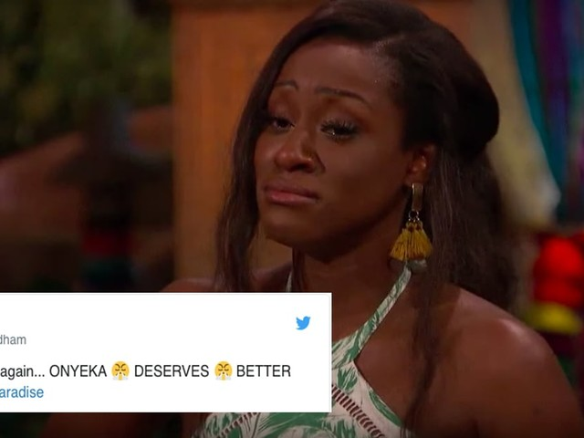 Here's Why It's a Big Deal That Onyeka Left Bachelor in Paradise on Her Own Terms