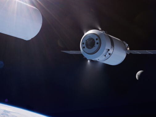SpaceX has won a big NASA contract to fly cargo to the Moon