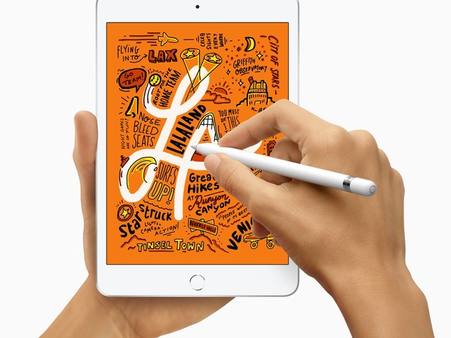 Apple Announces New Fifth-Generation iPad Mini With Apple Pencil Support, Revamped Retina Display and A12 Bionic Chip