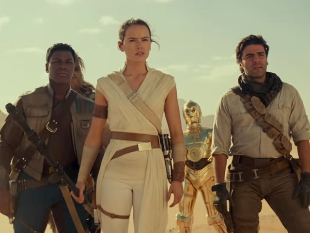 Star Wars: The Rise of Skywalker trailer prepares us for the end