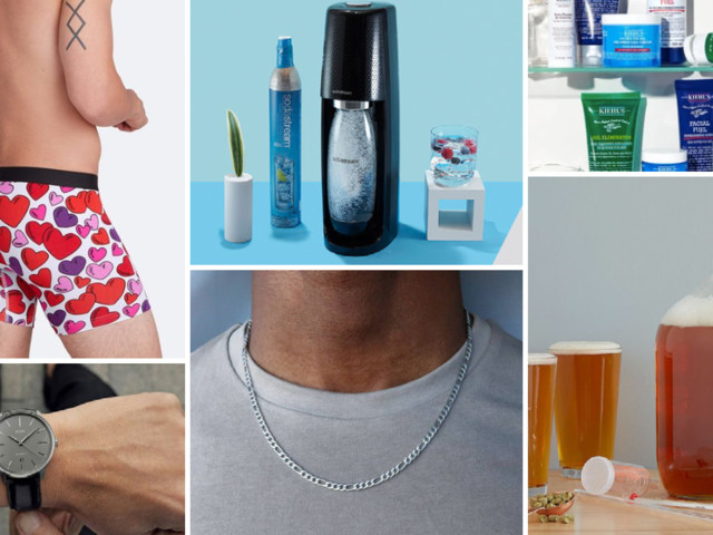 Valentine's Day gifts for your boyfriend that show you actually *do* know what he likes