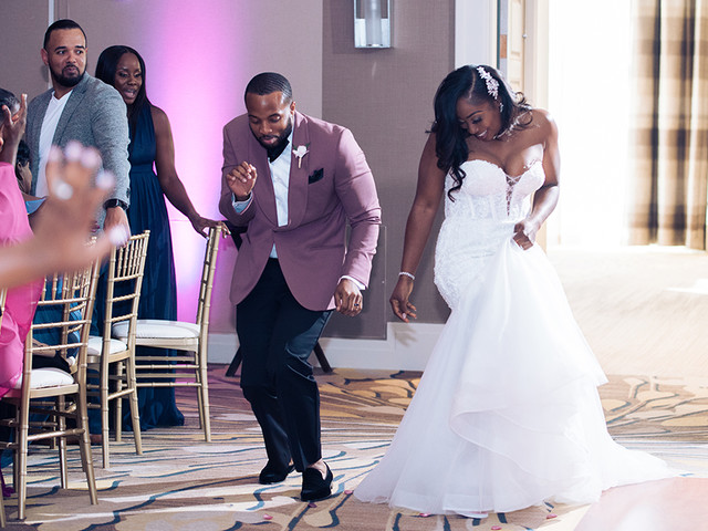 The Best Wedding Entrance Songs To Get This Party Started