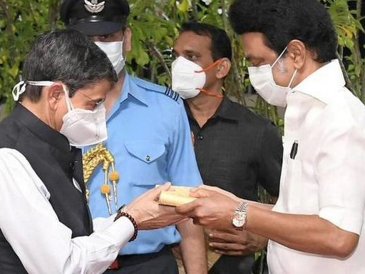 Tamil Nadu Governor-designate arrives in Chennai, to be sworn in on September 17
