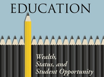 Authors discuss new book on inequities in American higher education