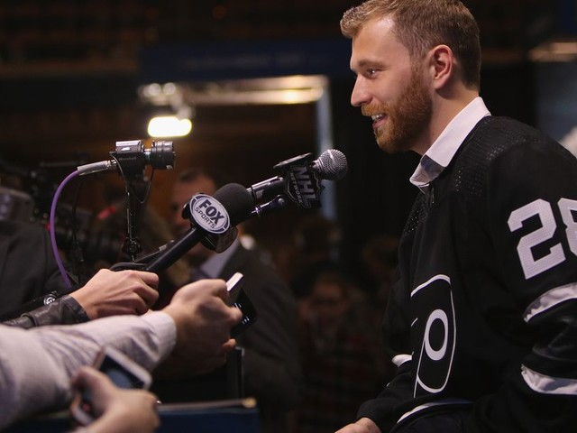 5 stories from 2019 NHL All-Star Media Day