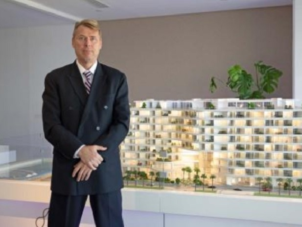 News: New chief financial officer for Azizi Developments