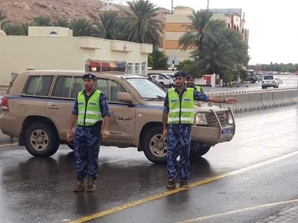 Royal Oman Police perform heroic rescues amid heavy rains