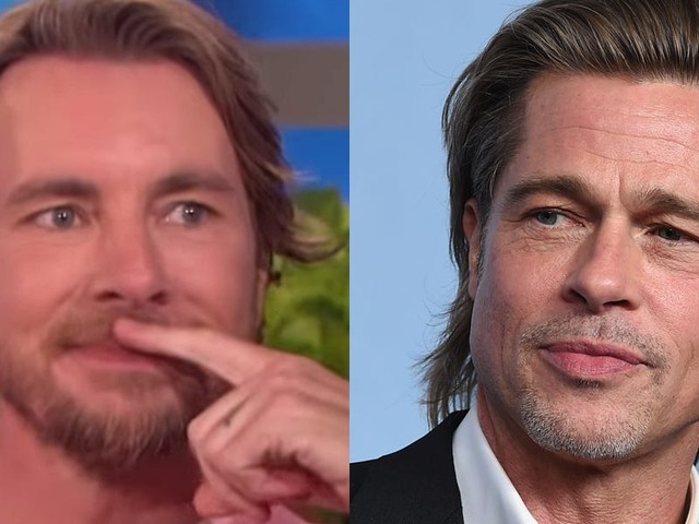 Dax Shepard says he went on a motorcycle date with celebrity crush Brad Pitt, and the actor was 'everything you'd hope'
